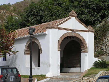 The chapel of Ecce Homo.